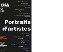 Demosthènes Davvetas : Portraits d'artistes