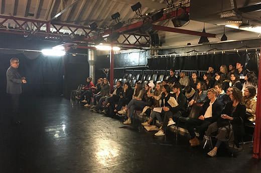 projet bachelor productions et mediation culturelles 50 ans cours florent