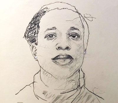 hafida jemni di folco département Afrique IESA arts&culture