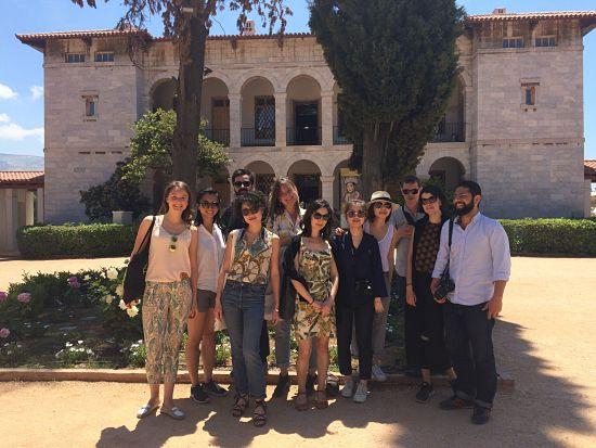 IESA international - voyages MBA à Athenes