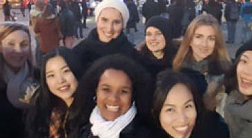 Les étudiants de MBA Arts and cultural management en voyage à Berlin