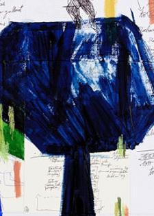 Un artiste, une œuvre : Alejandro Parisi. Exposition IESA arts&culture