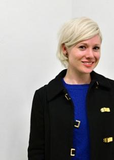 Caitlin Elizabeth Boucher Mastère professionnel Marché de l'art