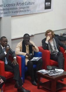 Ouverture d'une licence art & culture à Dakar
