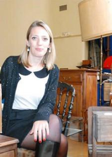 Delphine Bisman, commissaire-priseur et gemmologue, Bachelor Expertise et commerce de l'art