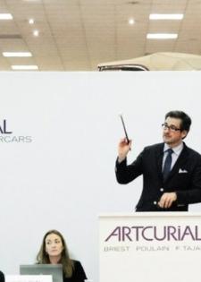 Matthieu Lamoure, ancien étudiant Marché de l'art et expertise, Directeur Artcurial Motorcars