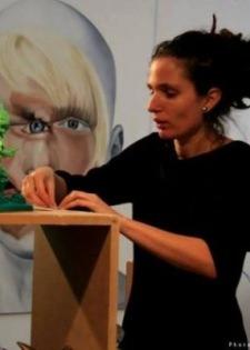 Sarah Goldberg Mastère professionnel Gestion de projets culturels FabLab/ArtLab : Maker/Seine