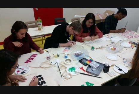 projets etudiants bachelor productions médiation culturelles iesa art&culture