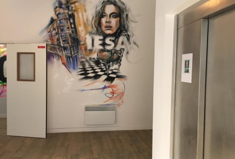 L'IESA arts&culture se rassemble au 1 Cité Griset Paris 11e