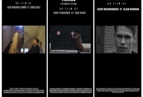 Réalisation de court métrage  - Mastère Production Cinéma 2017