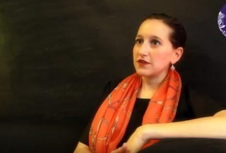 Anissa Abdellatif, Directrice du département Métiers de la Culture et de l'Evènement.