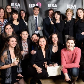 Remise des diplômes MBA Promo 2017