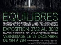 Exposition « Équilibres »